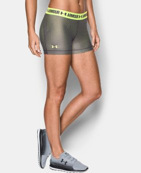 Women's UA HeatGear® Armour Printed Shorty  1 Color $13.49 to $17.24
