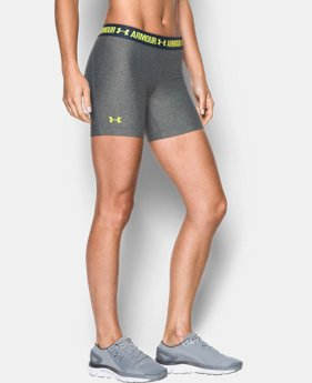 Women's UA HeatGear® Armour Middy  1 Color $29.99