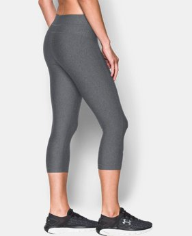 Best Seller Women's UA HeatGear® Armour Capris  1  Color Available $25.99