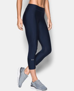 Best Seller Women's UA HeatGear® Armour Crop LIMITED TIME: FREE U.S. SHIPPING 1 Color $44.99