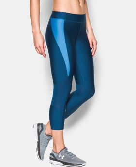 Women's UA HeatGear® Armour Crop LIMITED TIME: FREE U.S. SHIPPING 1 Color $33.99