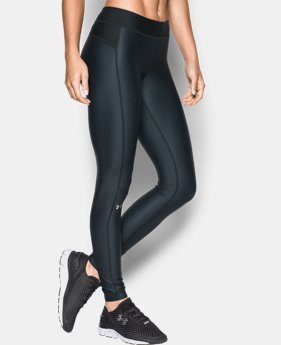 Women's UA HeatGear® Armour Printed Leggings  1 Color $27.99 to $37.99