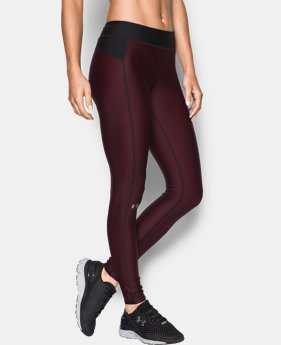 Women's UA HeatGear® Armour Printed Legging