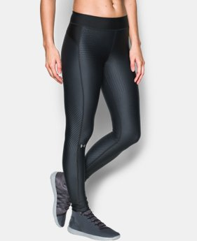 Women's UA HeatGear® Armour Printed Leggings  1 Color $34.99 to $37.99