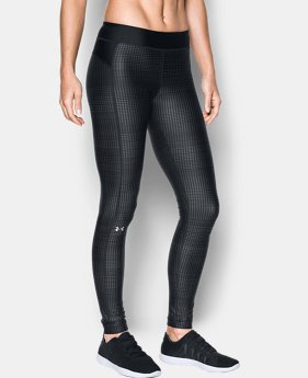 Women's UA HeatGear® Armour Printed Leggings  1 Color $59.99