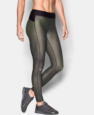 Best Seller Women's UA HeatGear® Armour Printed Legging  1 Color $49.99