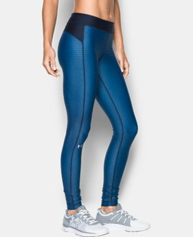 Women's UA HeatGear® Armour Printed Leggings  4 Colors $29.99 to $37.49