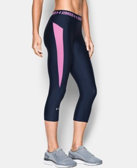 New Arrival  Women's UA CoolSwitch Capri   $49.99