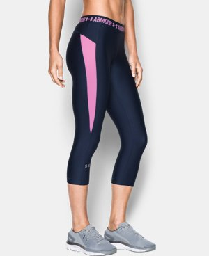 New Arrival  Women's UA CoolSwitch Capri  2 Colors $49.99