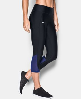 Women's UA Fly-By Capri  3 Colors $44.99