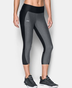 Best Seller Women's UA Fly-By Capris  8 Colors $34.99