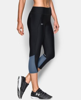 Best Seller Women's UA Fly-By Capri LIMITED TIME: FREE U.S. SHIPPING 5 Colors $37.99 to $49.99