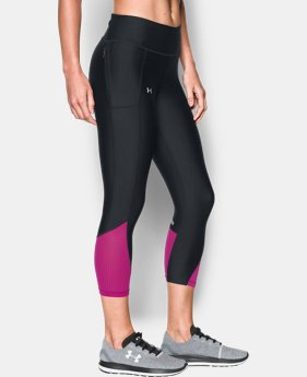 Women's UA Fly-By Capri  6 Colors $49.99