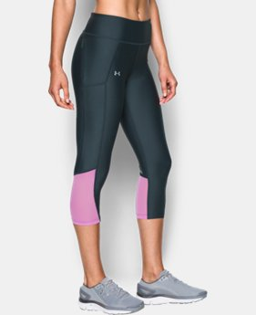 Women's UA Fly-By Capri  1 Color $49.99