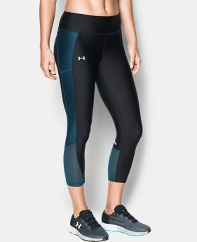 Women's UA Fly-By Capris  3 Colors $59.99