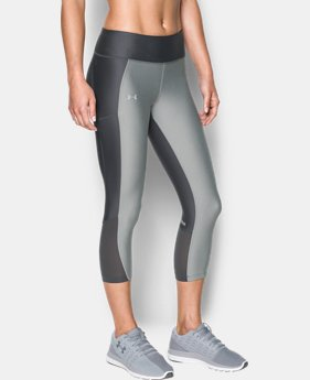 Best Seller Women's UA Fly-By Capris  4 Colors $34.99