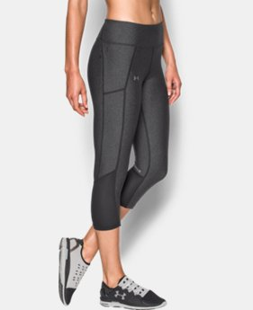 Women's UA Fly-By Capris  1 Color $59.99