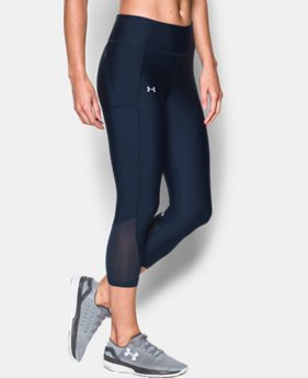 Best Seller Women's UA Fly-By Capri LIMITED TIME: FREE U.S. SHIPPING 1 Color $49.99