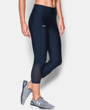 Best Seller Women's UA Fly-By Capri LIMITED TIME: FREE U.S. SHIPPING 1 Color $37.99 to $49.99