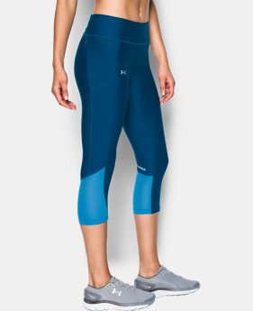 Women's UA Fly-By Capri LIMITED TIME: FREE U.S. SHIPPING 2 Colors $28.49 to $37.99