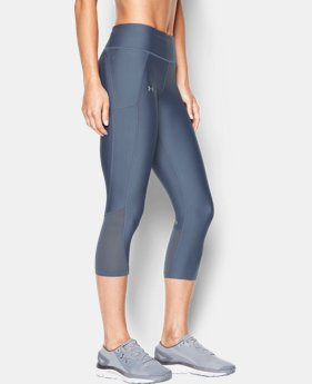 Women's UA Fly-By Capri  2 Colors $49.99