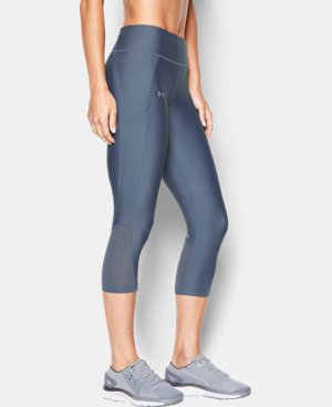 Best Seller Women's UA Fly-By Capri LIMITED TIME: FREE U.S. SHIPPING 2 Colors $49.99