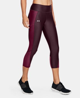 Best Seller Women's UA Fly-By Capris  6 Colors $49.99