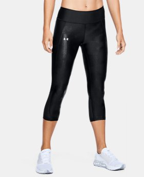 Best Seller Women's UA Fly-By Printed Capris  4 Colors $54.99