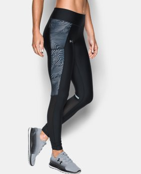 Women's UA Fly-By Printed Leggings  2 Colors $25.31 to $33.74