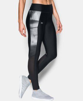 Women's UA Fly-By Printed Leggings  5 Colors $32.99 to $44.99