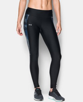 Women's UA Fly-By Printed Leggings  1 Color $69.99