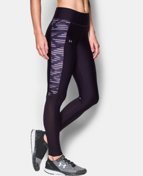 Women's UA Fly-By Printed Leggings  1 Color $44.99