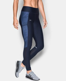 Women's UA Fly-By Printed Leggings  4 Colors $32.99 to $44.99