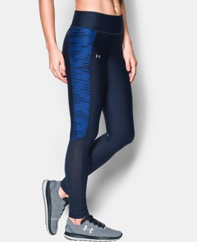 Women's UA Fly-By Printed Legging  1 Color $59.99