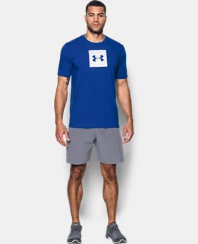 Men's UA Camo Boxed Logo T-Shirt  3 Colors $24.99