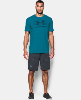 Men's UA Tread On T-Shirt  1 Color $17.49