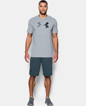 Men's UA Glitch Logo T-Shirt  2 Colors $24.99