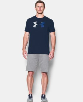 Men's UA Glitch Logo T-Shirt  1 Color $24.99