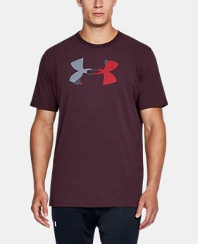 Men's UA Glitch Logo T-Shirt  5 Colors $24.99