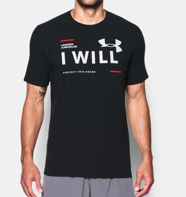 c879cb9a1e53 Men s UA I Will T-Shirt