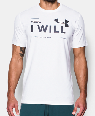 Men's UA I Will T-Shirt