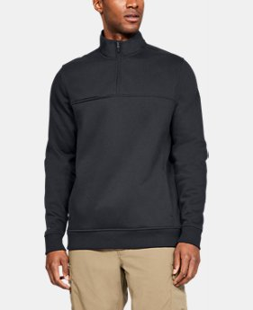 Men's UA Storm Tactical Job Fleece  1  Color Available $79.99