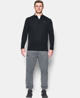 Men's UA Freedom Threadborne™ ¼ Zip  1  Color Available $49.99