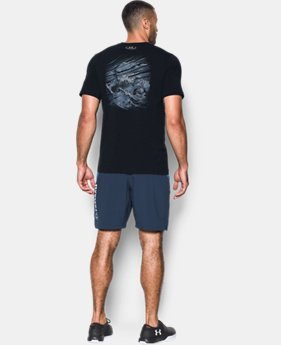 Men's UA Freedom By Sea T-Shirt  1 Color $22.49