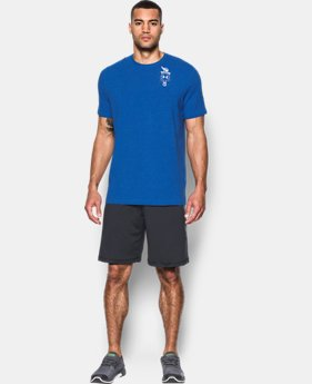 Men's UA Freedom Home Of T-Shirt  1 Color $24.99