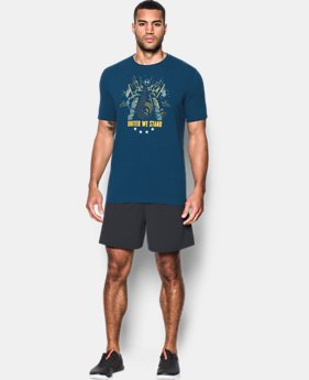 Men's UA Freedom Inspirational T-Shirt  1 Color $18.74