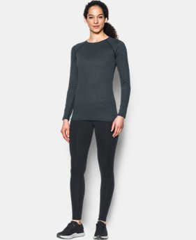 Women's UA Wool Crew  1 Color $114.99