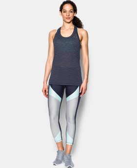 Women's UA Threadborne™ Train Stripe Tank  2 Colors $22.49 to $29.99
