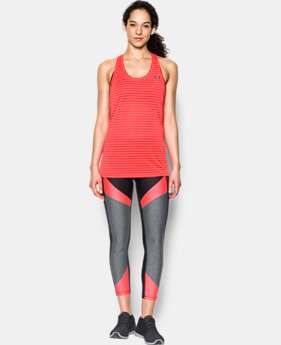 Women's UA Threadborne™ Train Stripe Tank  1 Color $22.49