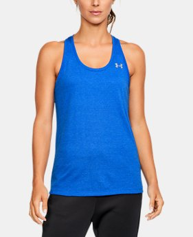 Women's UA Threadborne Train Hex Tank  1 Color $29.99